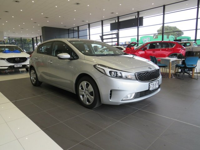 Used Kia Cerato YD MY17 S Edwardstown, 2017 Kia Cerato S Hatchback