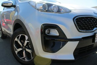 2019 Kia Sportage QL MY19 Si 2WD Sparkling Silver 6 Speed Sports Automatic Wagon.