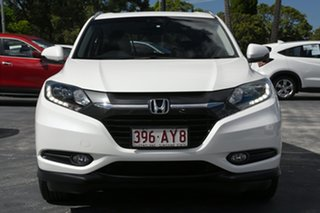 2015 Honda HR-V MY15 VTi-S White 1 Speed Constant Variable Hatchback
