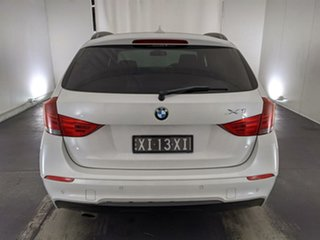 2010 BMW X1 E84 MY11 xDrive20d Steptronic White 6 Speed Sports Automatic Wagon
