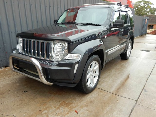 Used Jeep Cherokee KK MY11 Limited Blair Athol, 2010 Jeep Cherokee KK MY11 Limited Grey 4 Speed Automatic Wagon