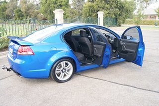 2009 Holden Commodore VE MY10 SS Blue 6 Speed Automatic Sedan