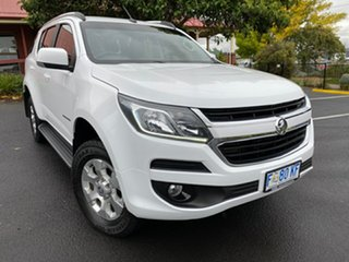 2016 Holden Trailblazer RG MY17 LT Summit White 6 Speed Sports Automatic Wagon