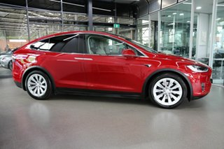 2018 Tesla Model X 100D AWD Red 1 Speed Reduction Gear Wagon.