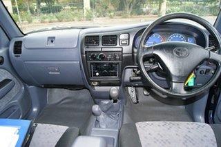 2002 Toyota Hilux KZN165R (4x4) Blue 5 Speed Manual 4x4 Dual Cab Pick-up