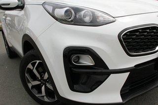 2019 Kia Sportage QL MY19 Si 2WD Clear White 6 Speed Sports Automatic Wagon.