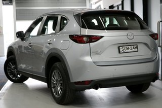 2017 Mazda CX-5 MY17.5 (KF Series 2) Touring (4x4) Silver 6 Speed Automatic Wagon.