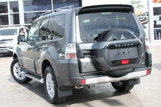2021 Mitsubishi Pajero NX MY21 GLS Graphite 5 Speed Sports Automatic Wagon.