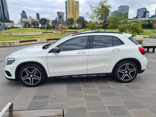 2016 Mercedes-Benz GLA-Class X156 806MY GLA250 DCT 4MATIC White 7 Speed Sports Automatic Dual Clutch