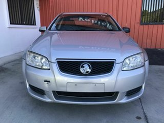 2010 Holden Commodore VE II Omega Silver 6 Speed Sports Automatic Sedan.