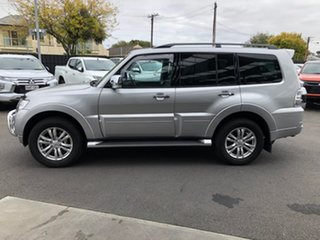 2019 Mitsubishi Pajero NX MY19 GLS Silver 5 Speed Sports Automatic Wagon