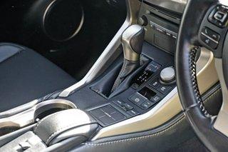 2015 Lexus NX AYZ15R NX300h E-CVT AWD Luxury Black 6 Speed Constant Variable Wagon Hybrid