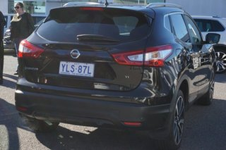 2015 Nissan Qashqai J11 TI Black 6 Speed Manual Wagon