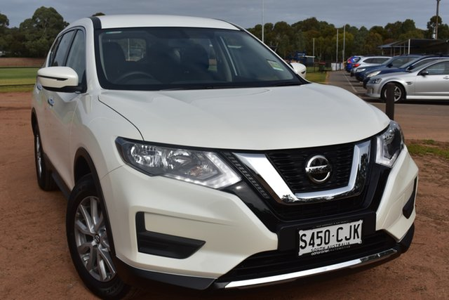 Demo Nissan X-Trail T32 MY21 ST X-tronic 2WD St Marys, 2021 Nissan X-Trail T32 MY21 ST X-tronic 2WD Ivory Pearl 7 Speed Constant Variable Wagon