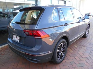 2020 Volkswagen Tiguan 5N MY21 110TSI Life DSG 2WD Dolphin Grey 6 Speed Sports Automatic Dual Clutch