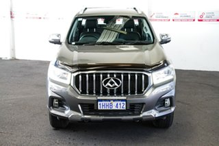 2018 LDV T60 SKC8 Luxe (4x4) Grey 6 Speed Manual Double Cab Utility