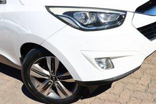 2013 Hyundai ix35 LM Series II Highlander (AWD) White 6 Speed Automatic Wagon.