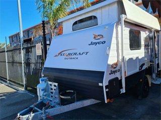 2015 Jayco Starcraft Outback Caravan.