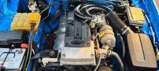 2005 Ford Falcon BA Mk II XR6 Blue 4 Speed Sports Automatic Sedan.