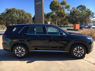 2021 Hyundai Palisade LX2.V1 MY21 2WD Timeless Black 8 Speed Sports Automatic Wagon.