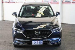 2019 Mazda CX-5 MY19 (KF Series 2) Touring (4x4) Blue 6 Speed Automatic Wagon