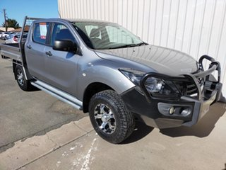2019 Mazda BT-50 UR0YG1 XT 4x2 Hi-Rider 6 Speed Sports Automatic Cab Chassis.
