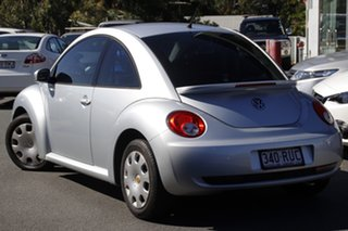 2008 Volkswagen Beetle 9C MY2008 TDI Coupe Silver 5 Speed Manual Liftback.