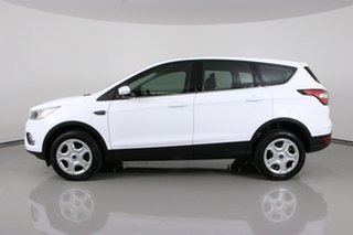 2017 Ford Escape ZG MY18 Ambiente (FWD) White 6 Speed Automatic SUV