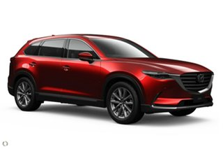 2021 Mazda CX-9 TC GT SKYACTIV-Drive Red 6 Speed Sports Automatic Wagon
