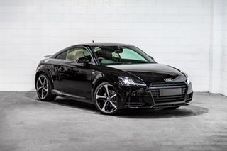 2017 Audi TT FV MY17 S Line S Tronic Black 6 Speed Sports Automatic Dual Clutch Coupe.