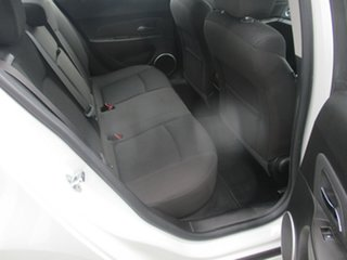 2014 Holden Cruze JH MY14 Equipe White 6 Speed Automatic Sedan