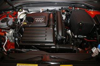 2018 Audi Q2 GA MY18 design S Tronic Orange 7 Speed Sports Automatic Dual Clutch Wagon