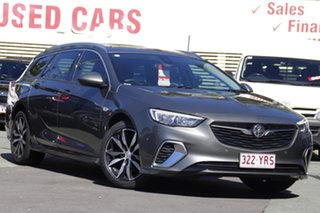 2018 Holden Commodore ZB MY18 RS Sportwagon Grey 9 Speed Sports Automatic Wagon.