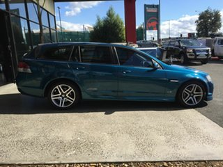 2012 Holden Commodore VE II MY12 SS Green 6 Speed Automatic Sportswagon
