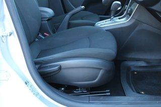 2013 Holden Cruze JH Series II MY13 CD Silver 6 Speed Sports Automatic Sedan