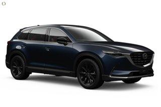 2021 Mazda CX-9 TC GT SP SKYACTIV-Drive Blue 6 Speed Sports Automatic Wagon.