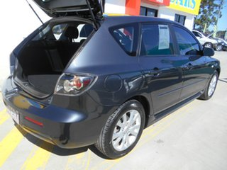 2006 Mazda 3 BK10F1 Maxx Grey 4 Speed Sports Automatic Hatchback