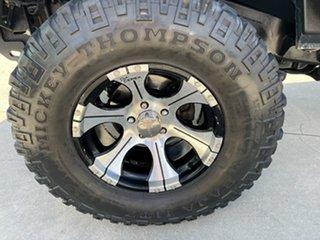 2008 Jeep Wrangler JK MY2008 Sport Blue 5 Speed Automatic Softtop