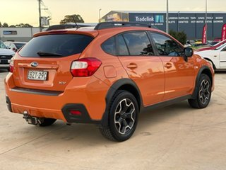 2011 Subaru XV 2.0I Orange Constant Variable Wagon.