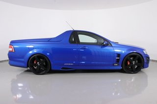 2009 Holden Special Vehicles Maloo E Series MY08 Upgrade R8 Blue 6 Speed Automatic Utility