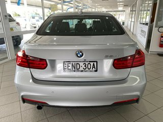 2014 BMW 3 Series 320i - M Sport Silver Sports Automatic Sedan