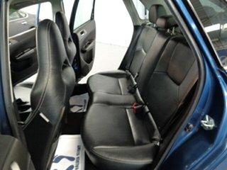 2011 Subaru Impreza G3 MY11 R AWD Special Edition Blue 5 Speed Manual Sedan