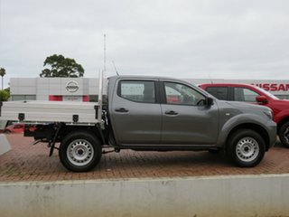 2020 Nissan Navara D23 MY21 SL Slate Grey 7 Speed Sports Automatic Cab Chassis