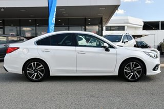 2020 Subaru Liberty B6 MY20 2.5i CVT AWD Crystal White 6 Speed Constant Variable Sedan