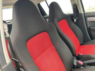2008 Suzuki Swift RS416 Sport Yellow 5 Speed Manual Hatchback