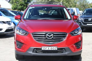 2015 Mazda CX-5 MY15 GT (4x4) Soul Red 6 Speed Automatic Wagon