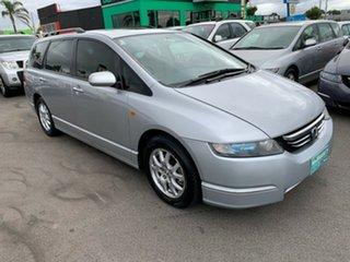 2006 Honda Odyssey 20 MY06 Upgrade Luxury 5 Speed Sequential Auto Wagon.
