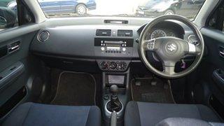2009 Suzuki Swift RS415 S Black 5 Speed Manual Hatchback