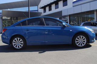 2012 Holden Cruze JH Series II MY12 CDX Blue 6 Speed Sports Automatic Hatchback.