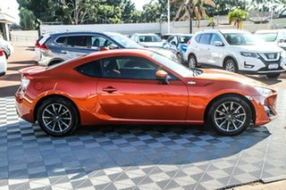 2013 Toyota 86 ZN6 GT Orange 6 Speed Manual Coupe